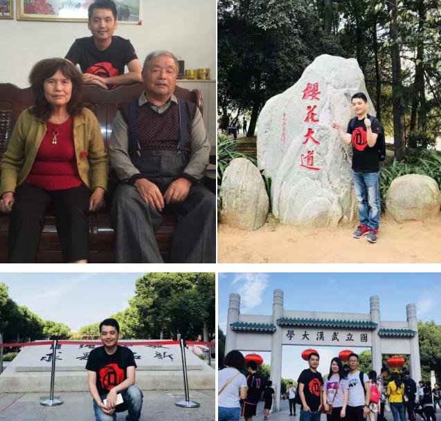 深圳华展物流空运市场部经理周浩:我爱我家