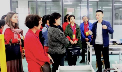 2018海外华文教师湖北培训班在黄冈职院学校举行