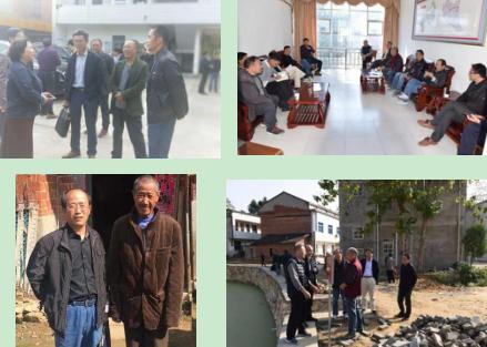 精准扶贫不落一人:蕲春县财政局14名党员干部到刘河镇新铺村