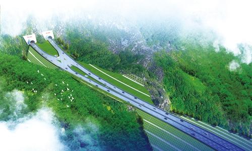武(汉)阳(新)高速公路黄石段开工