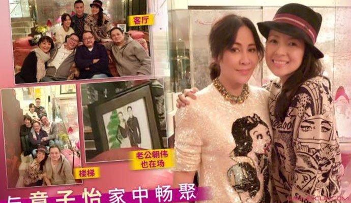 刘嘉玲豪宅内景曝光 刘嘉玲香港豪宅位于那边呢?