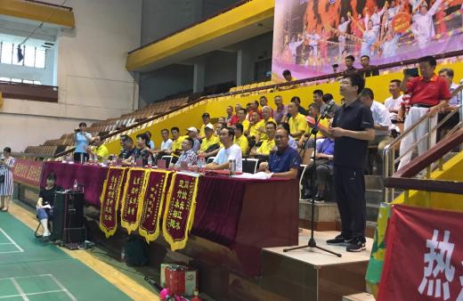 """全省""""2019年黄冈体彩杯空竹团体邀请赛""""在黄州举行"""