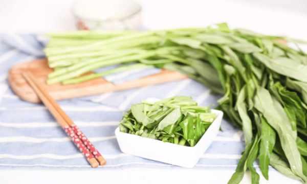 空心菜吃杆好还是吃叶好?学会这样吃养生又防癌