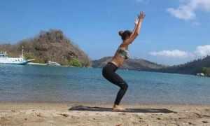 一套舒緩身心的瑜伽體式,幫你補充能量,趕走焦慮
