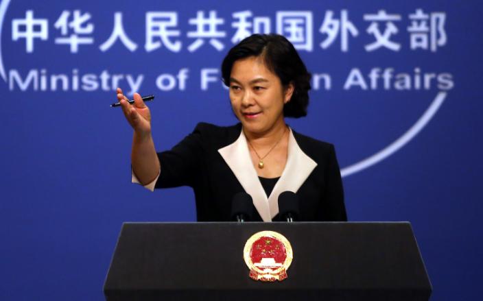 外交部回应边境报道 中印6.15事件详细过程